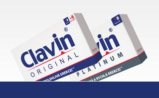 O clavinu - makety Clavin